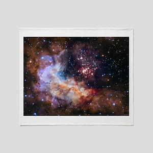 Hubble @ 25 Image Throw Blanket