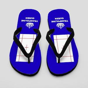 Trampoline Queen Flip Flops