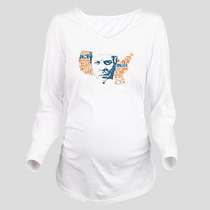 24 Jack Long Sleeve Maternity T-Shirt