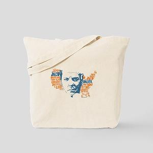 24 Jack Tote Bag