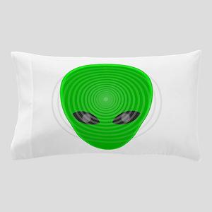 Alien Head Mind Control Pillow Case