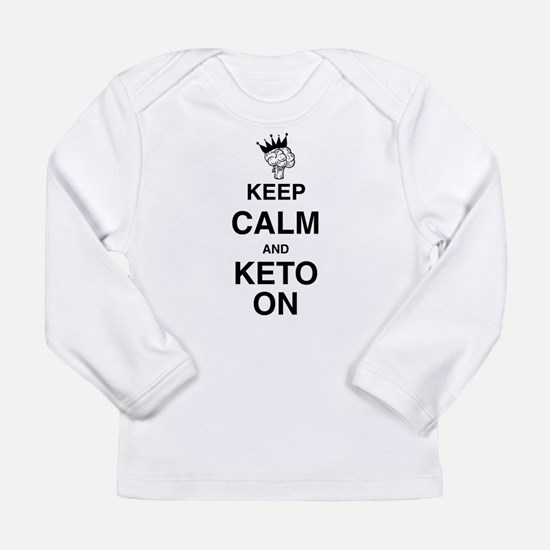 KCKO Long Sleeve Infant T-Shirt