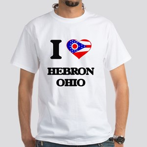 I love Hebron Ohio T-Shirt