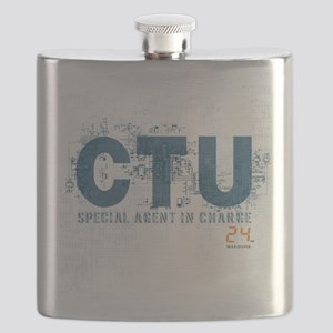 24 Special Agent Flask