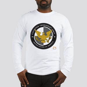 24 CTU Logo Long Sleeve T-Shirt