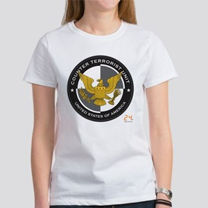 24 CTU Logo Women's T-Shirt