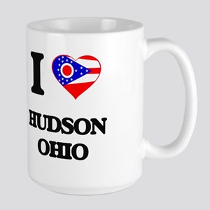 I love Hudson Ohio Mugs