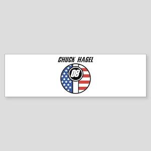 Chuck Hagel 08 Bumper Sticker