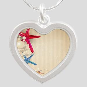 Decorative Summer Beach Sand Necklaces