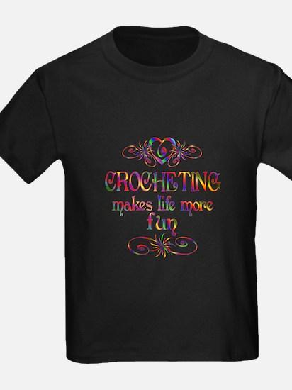 Crocheting More Fun T