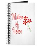 Bouquet Matron of Honor Journal