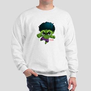 Hulk Stylized Sweatshirt