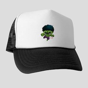 Hulk Stylized Trucker Hat
