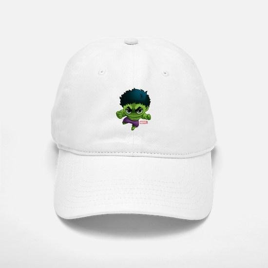 Hulk Stylized Baseball Baseball Cap