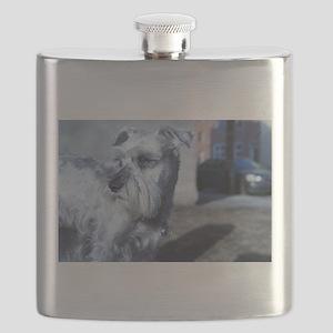 Pensive Flask