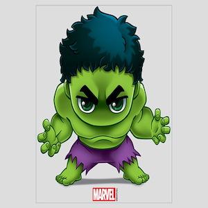 Hulk Stylized Wall Art