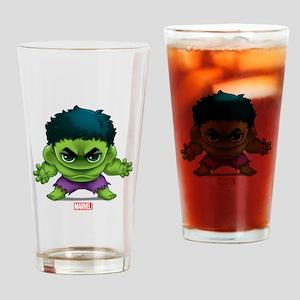 Hulk Stylized Drinking Glass