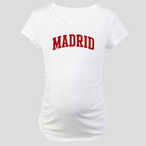 MADRID (red) Maternity T-Shirt