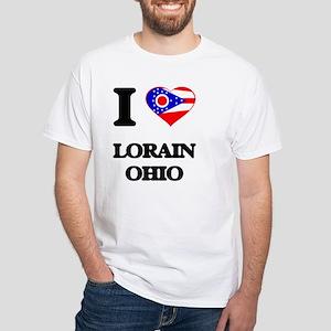 I love Lorain Ohio T-Shirt