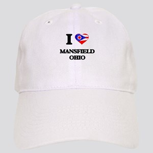 I love Mansfield Ohio Cap