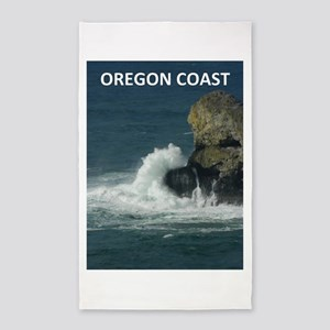 Oregon Coast Splendor Area Rug