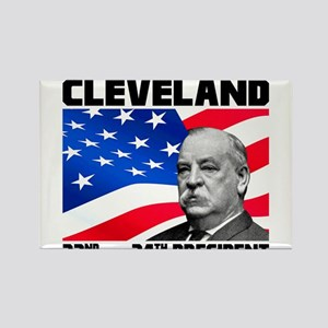 22 Cleveland Rectangle Magnet