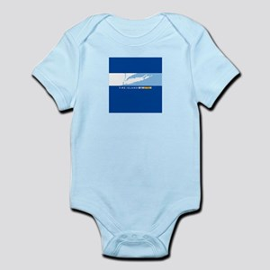 Fire Island - New York. Infant Body Suit