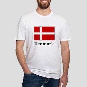 Denmark Fitted T-Shirt