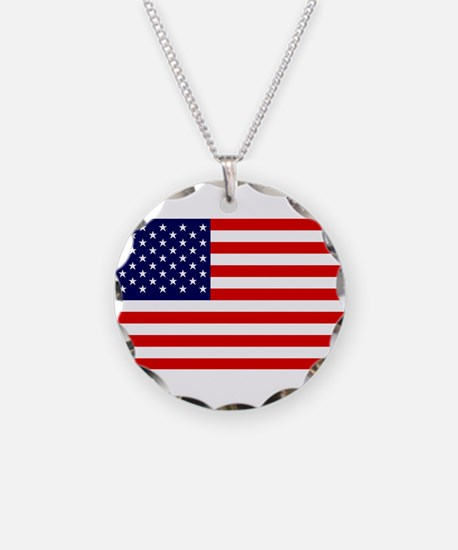 American Flag HQ Necklace