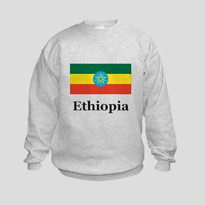 Ethiopia Kids Sweatshirt