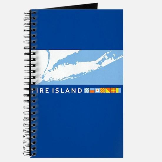 Fire Island - New York. Journal
