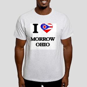 I love Morrow Ohio T-Shirt