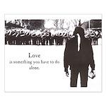 Love 20x15