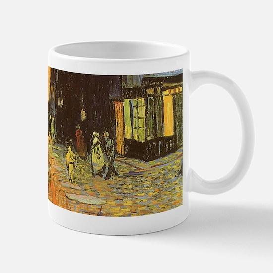 Van Gogh, Cafe Terrace at Night Mugs