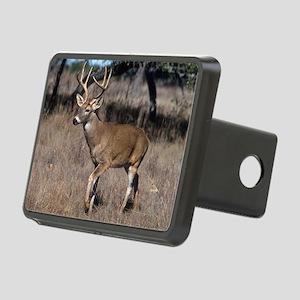 Deer Rectangular Hitch Cover