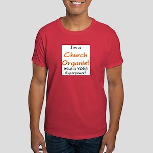 church organist Dark T-Shirt