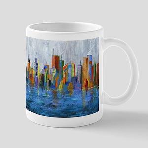 Hong Kong Island Mugs