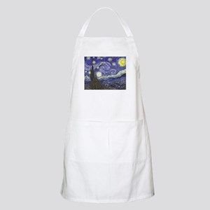 Starry Night by Vincent van Gogh Apron