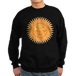 sun_face_2 Sweatshirt