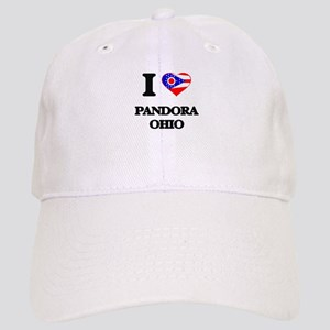 I love Pandora Ohio Cap