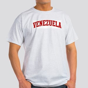 VENEZUELA (red) Light T-Shirt