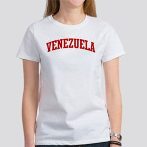 VENEZUELA (red) Women's T-Shirt