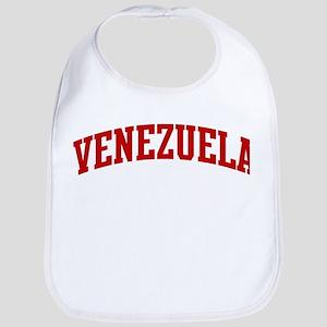 VENEZUELA (red) Bib