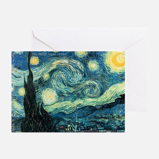Art Gallery Greeting Cards (Pk of 10)