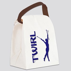 TWIRL Canvas Lunch Bag