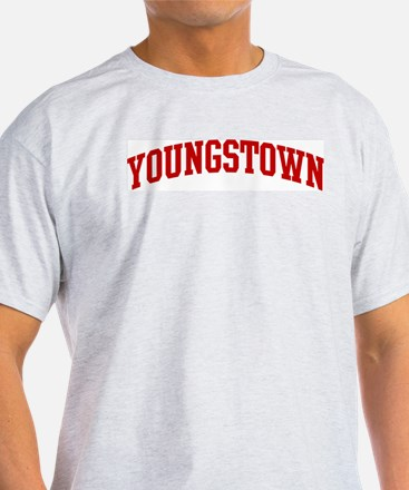 YOUNGSTOWN (red) T-Shirt