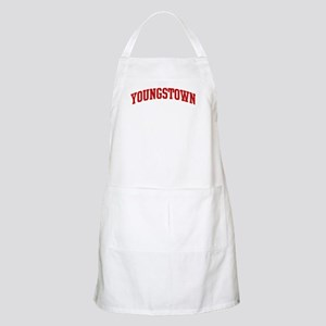 YOUNGSTOWN (red) BBQ Apron