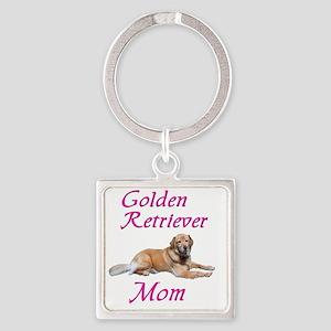 GoldenMom Keychains