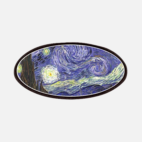 Starry Night by Vincent van Gogh Patch