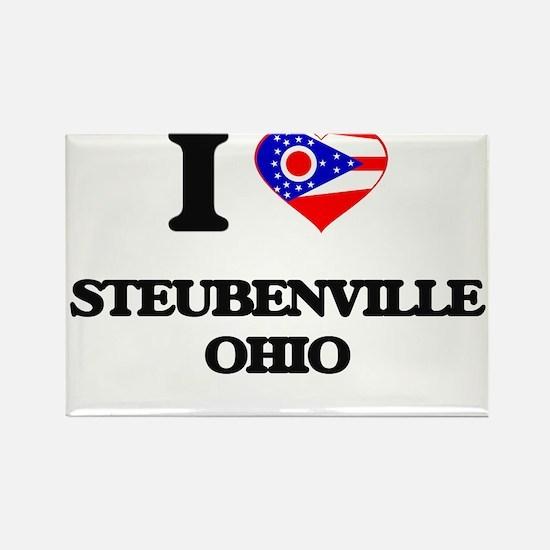 I love Steubenville Ohio Magnets